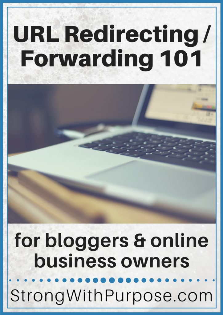 URL Redirecting Forwarding for Bloggers Online Business Owners