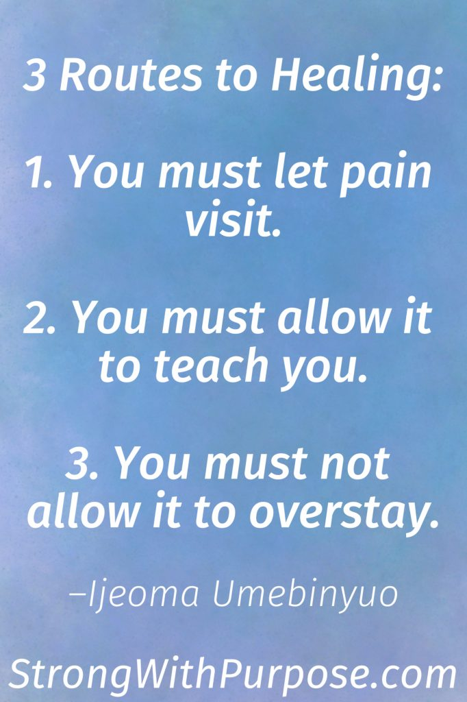 10 Inspiring Chronic Pain Quotes for Healing & Living - 3 Routes to Healing